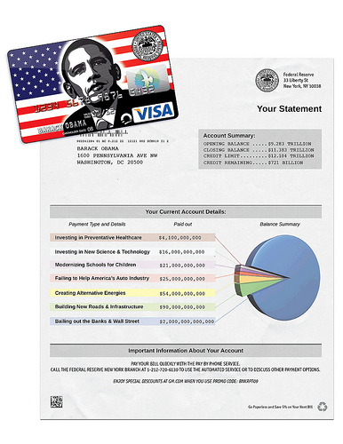 us credit card spending statement