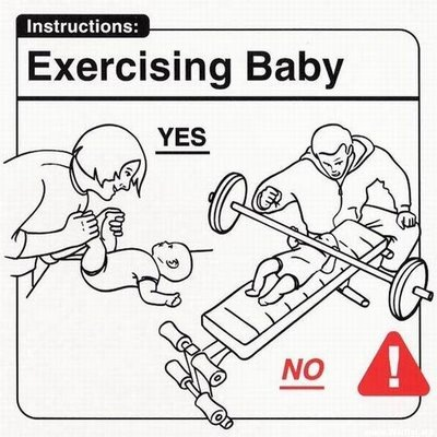 exercising-baby-dont